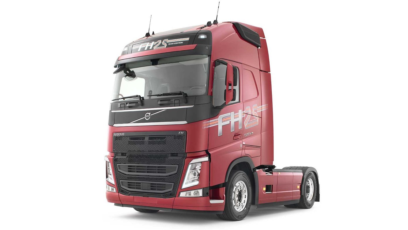 Volvo FH 25 Year Edition