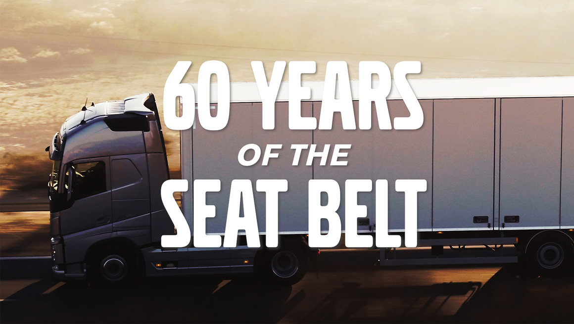 60 years of the seat belt