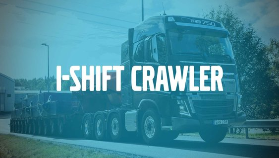 I-Shift Crawler
