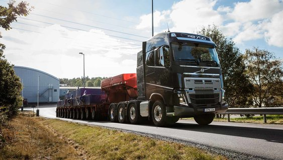 Warum I-Shift Crawler den Schwerlast-Transport revolutioniert.