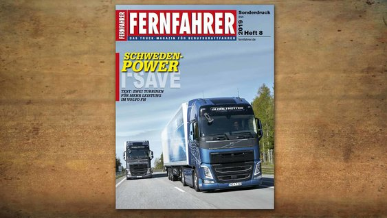 Test: Volvo FH mit I-Save
