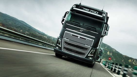 Volvo FH16 – weniger Unfälle