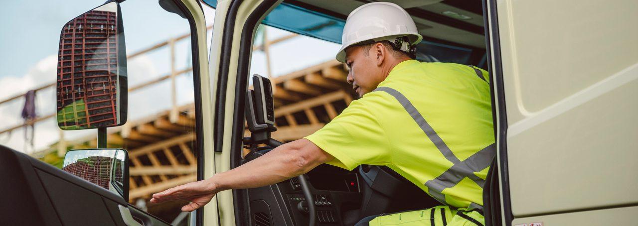 Ein Kurs für Personen, die im Baugewerbe tätig sind