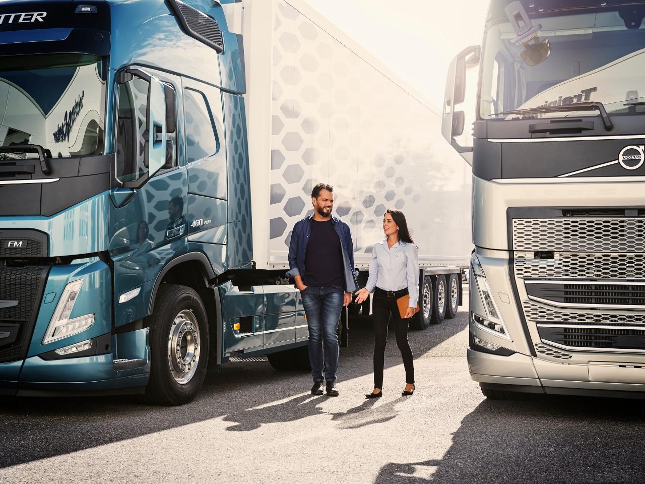 Truck Services – Dienste nach Maß