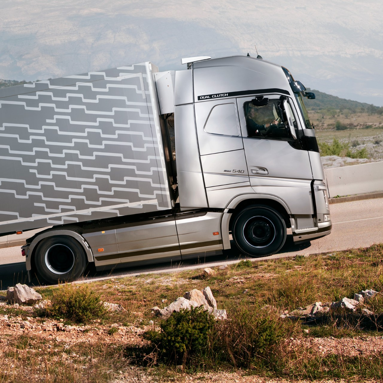 Intelligente Technik von Volvo Trucks